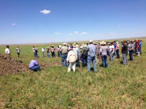 farm tour in field