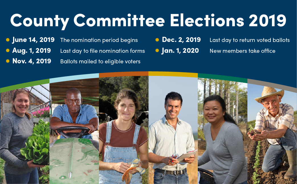USDA FSA County Committee Elections