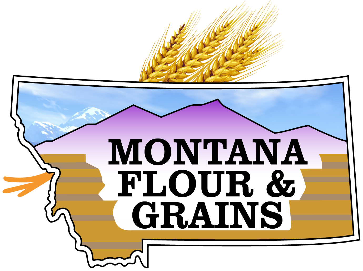MTFlour Logo