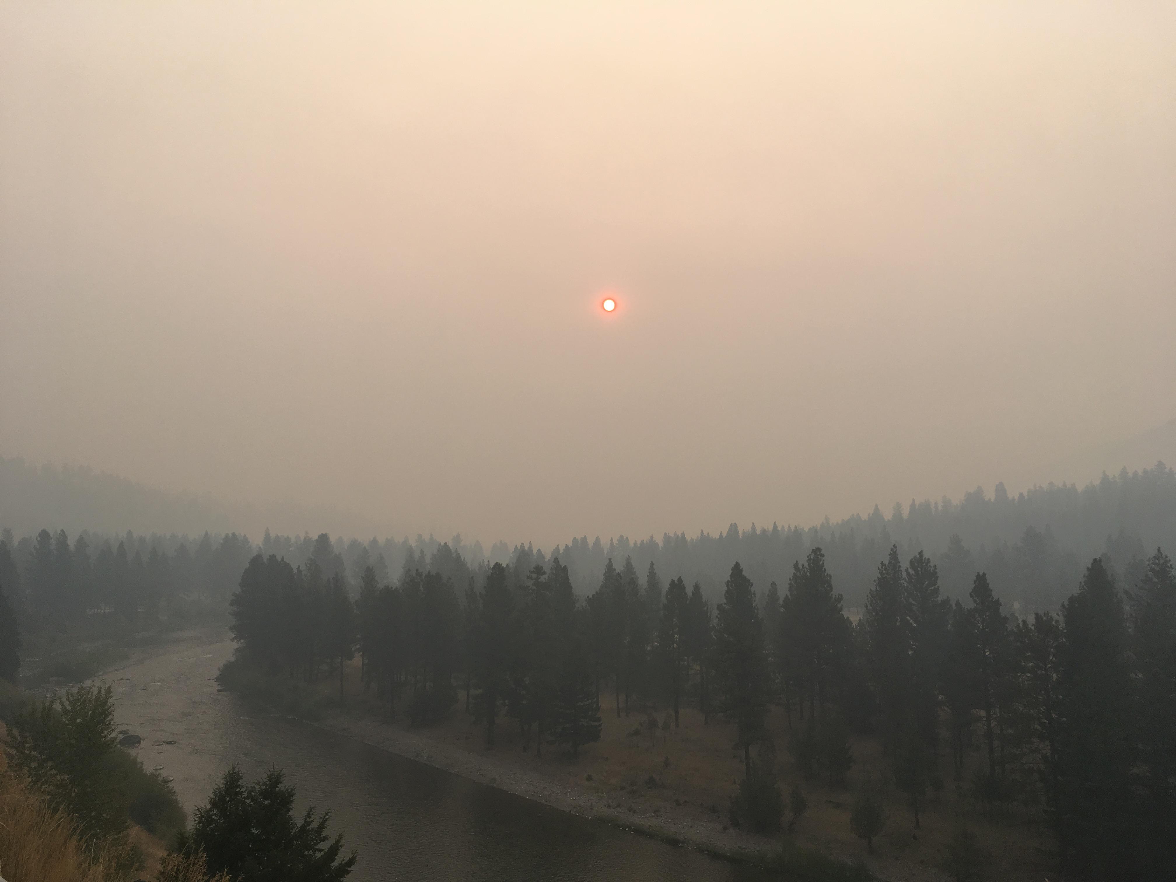 2018 - Smoky Skies